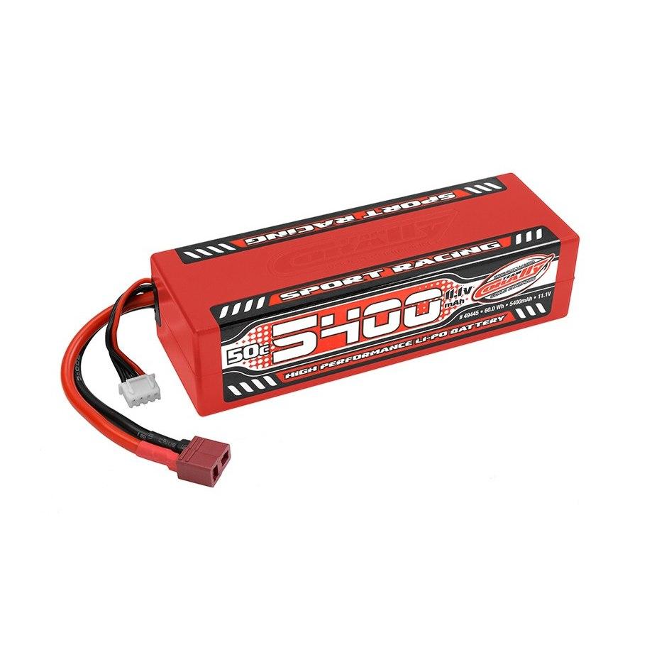 Batería 3S Corally 5400mAh 11.1v