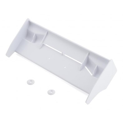 Alerón 1/8 Associated IFMAR (Blanco)