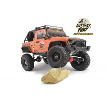 FTX OUTBACK FURY XTREME 4X4 RTR 1:10 CRAWLER