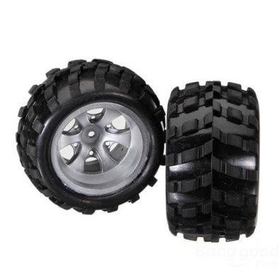 Right Tires (2Pcs.) A979